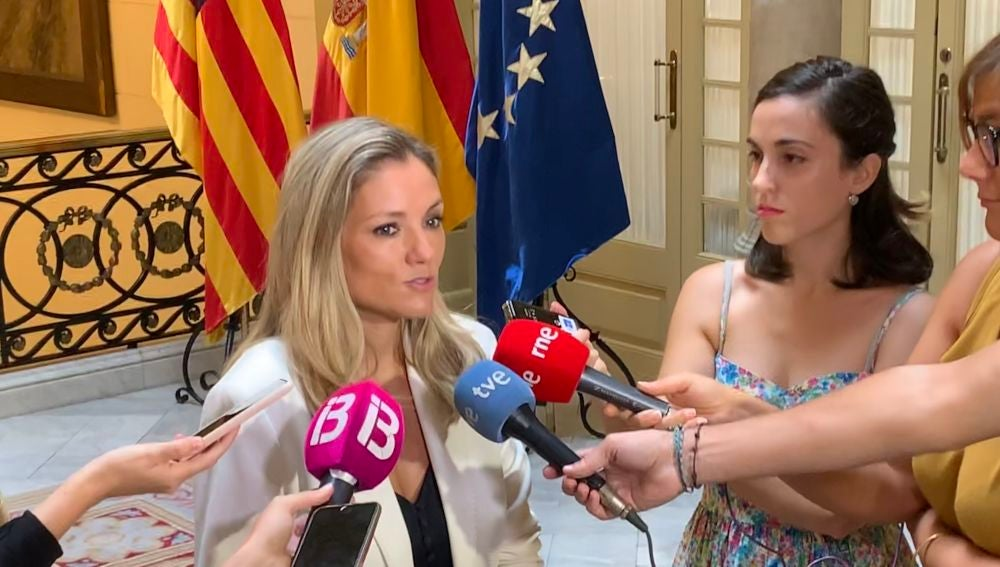 Patricia Guasp, Portavoz Adjunta de Ciudadanos en Baleares