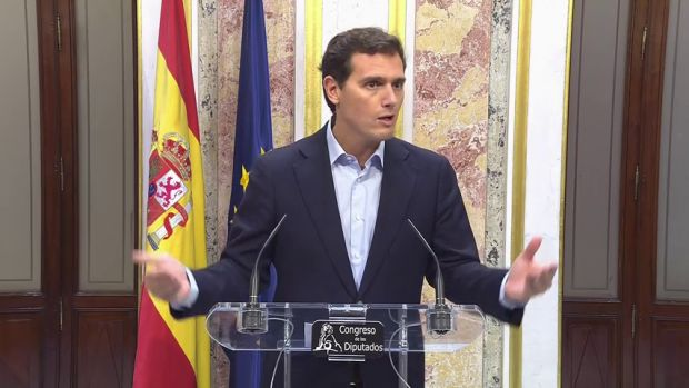 Hackean el WhatsApp de Albert Rivera