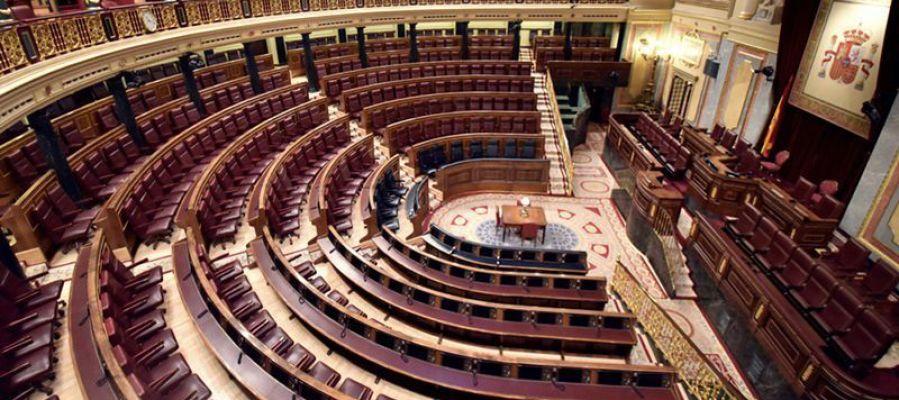 En el Congreso habrá 2 diputados del PSOE, 2 del PP y 1 de Vox