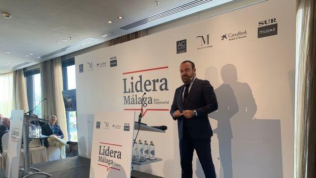 """Gabriel Escarrer: """"La falta de planificación en materia de turismo de cruceros puede llegar a congestionar a una ciudad como Málaga"""""""