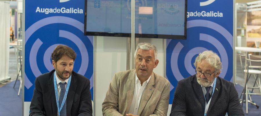 """Presentacion da App """"Auga de Galicia"""""""