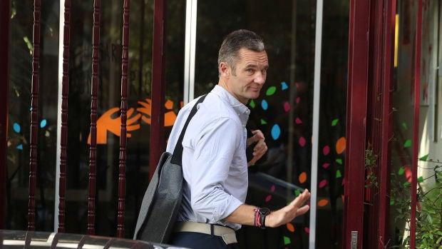 La Fiscalía presenta un recurso de apelación para suspender la salida al voluntariado de Iñaki Urdangarin