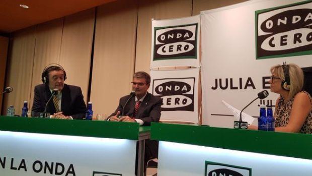 """Juan María Aburto: """"En España llevamos cuatro años perdidos con cuatro procesos electorales"""""""