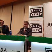 José María Aburto, alcalde de Bilbao, en Julia en la onda
