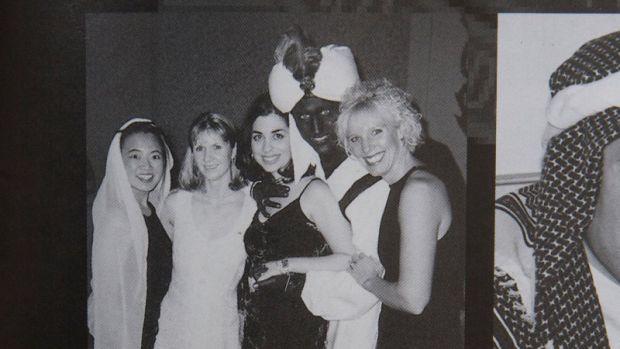 Trudeau se disculpa por una fotografía de 2001 en la que sale disfrazado de Aladdin