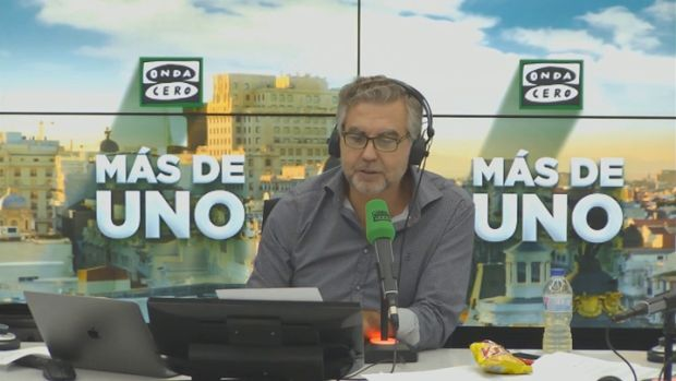 VÍDEO del monólogo de Carlos Alsina en Más de uno 20/09/2019