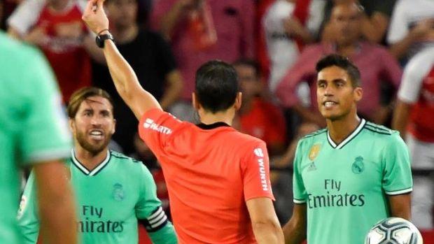 """Sergio Ramos: """"¿Mourinho? Hablar de otros entrenadores es faltar al respeto al nuestro"""""""