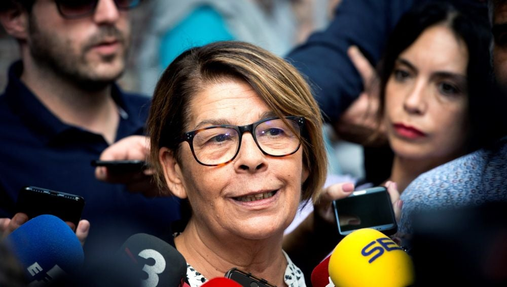 La concejal del Ayuntamiento de Madrid Inés Sabanés