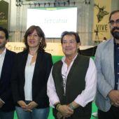 Blanca Fernández ha visitado hoy FERCATUR
