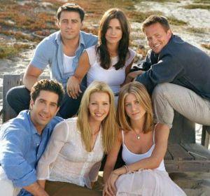 """""""Friends"""" cumple 25 años: Una amistad que parece eterna."""