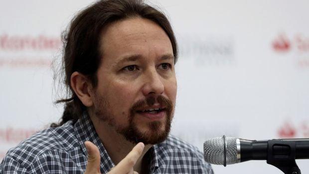 "Iglesias asegura que Sánchez ""preferiría"" a Errejón para un pacto de Gobierno"