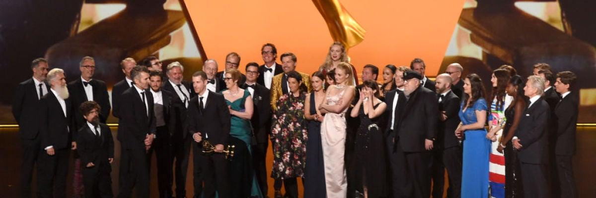 Juego de Tronos arrasa en los premios Emmy
