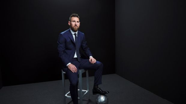 Leo Messi gana The Best