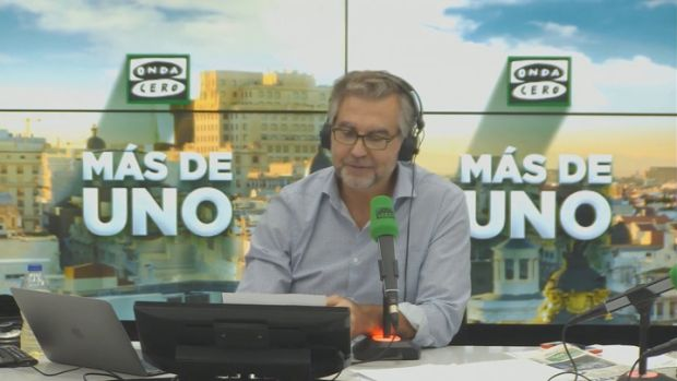 VÍDEO del monólogo de Carlos Alsina en Más de uno 23/09/2019