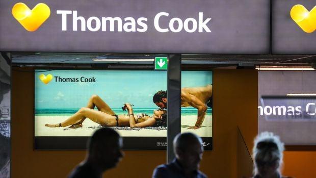 El Gobierno convoca para este martes a las CCAA y al sector turístico por la quiebra de Thomas Cook