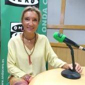 María Victoria Seco presidenta de Cruz Roja León
