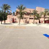 Colegio público de educación especial Tamarit de Elche.