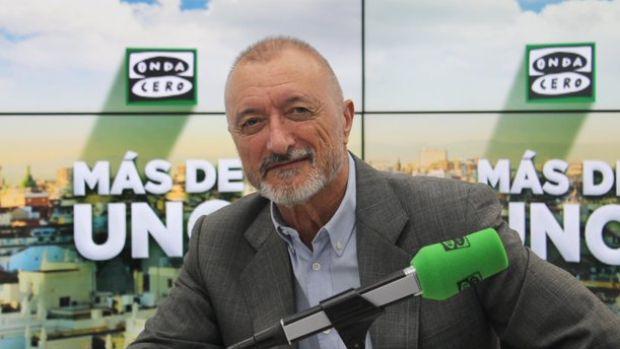 "Arturo Pérez- Reverte: ""A mí Franco me importa un bledo en este instante de mi vida"""