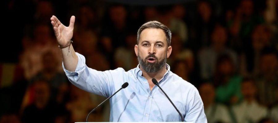 """LaSexta Noticias Fin de Semana (06-10-19) Santiago Abascal arremete duramente contra el PSOE: """"La historia del Partido Socialista es una historia criminal"""""""