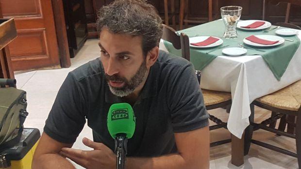 """Berni Rodríguez sobre el 'Proyecto675': """"Usamos el baloncesto para transmitir sus valores a niños con necesidades especiales"""""""