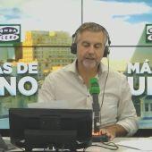 VÍDEO del monólogo de Carlos Alsina en Más de uno 08/10/2019