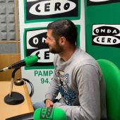 El centrocampista de Osasuna, Fran Mérida.