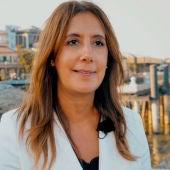 Dolores Redondo, autora de 'La cara norte del corazón'