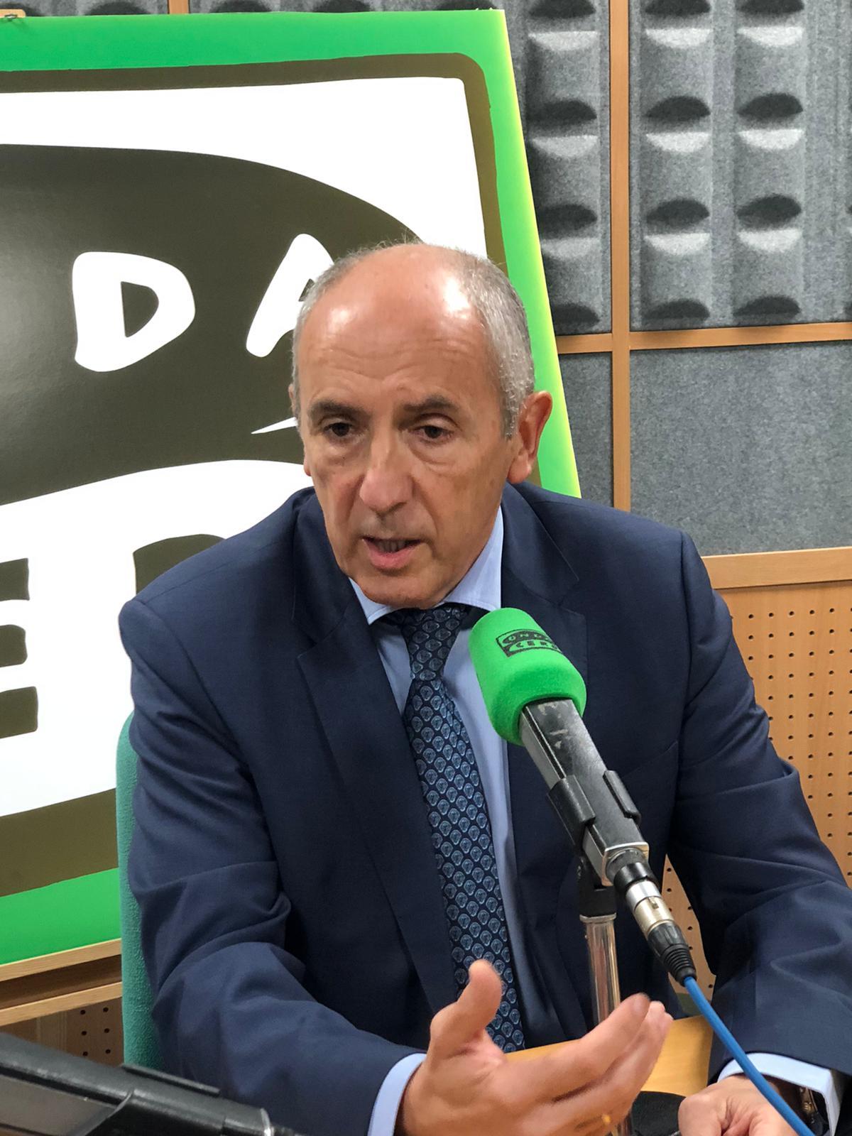 """Josu Erkoreka: """"Los indultos en Cataluña son imprescindibles y urgentes para retomar el diálogo"""""""