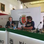 Sergio del Molino, en Más de uno