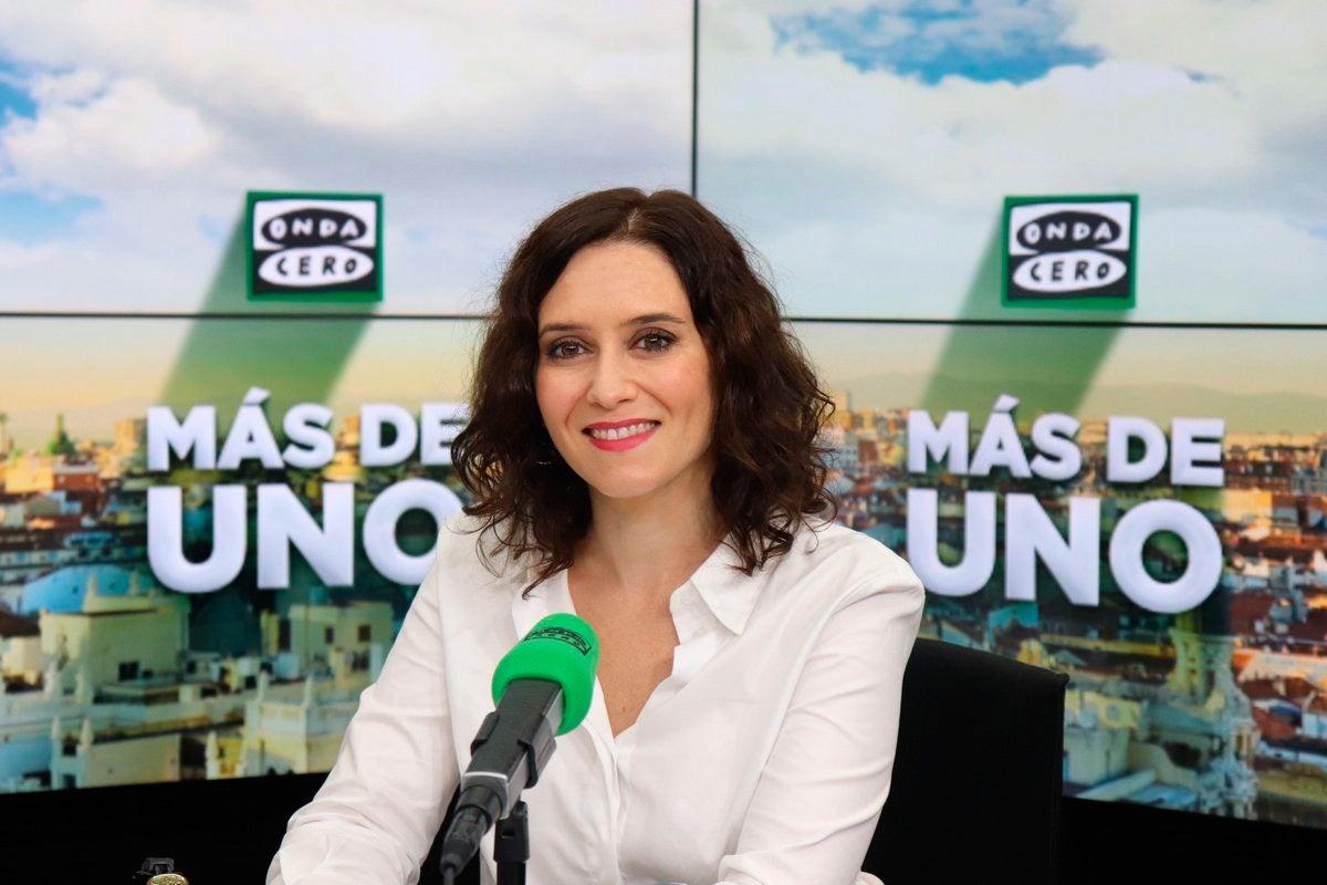 """Ayuso: """"Cerraremos más zonas de la Comunidad de Madrid, no sería coherente hacer otra cosa"""""""