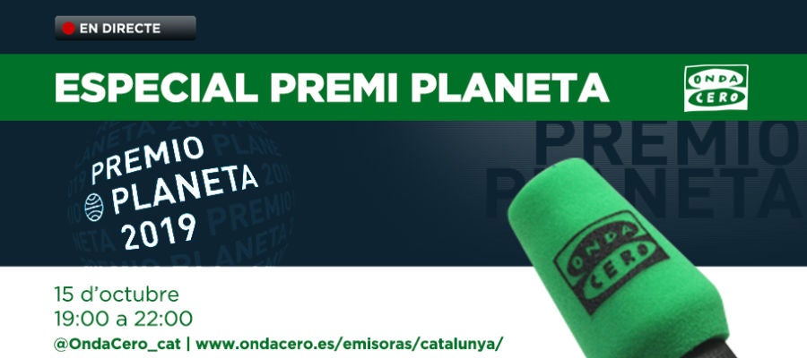Especial Premi Planeta 2019