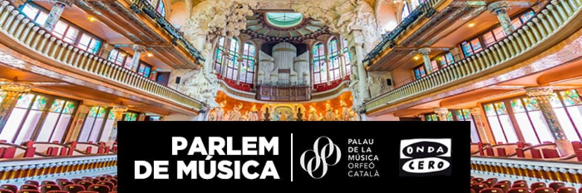 Parlem de música amb el Palau