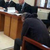 El acusado de quemar viva a su mujer en Alcudia, en 2016.