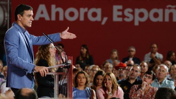 Sánchez propone reformar la Constitución para que gobierne la lista más votada
