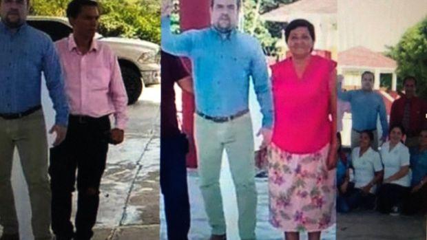 """Eiras: """"El Alcalde de un pueblo de México se hace una figura de cartón a tamaño real para ponerla en actos públicos en lugar de ir él"""""""