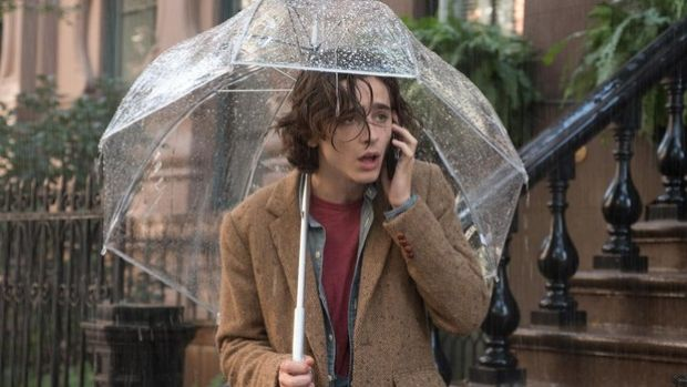 El Callejón del Escribano: Día de lluvia en Nueva York