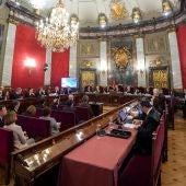 Imagen del juicio del 'procés'