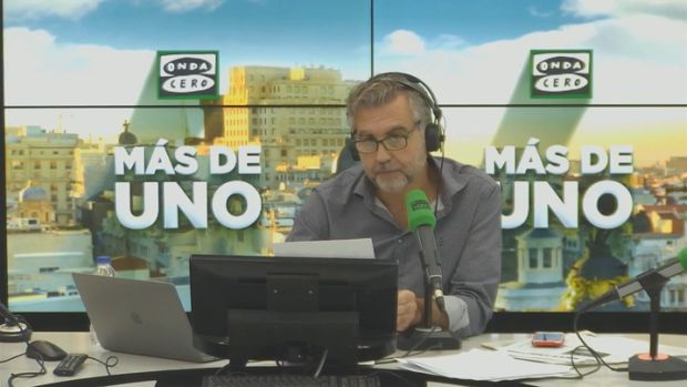 VÍDEO del monólogo de Carlos Alsina en Más de uno 14/10/2019