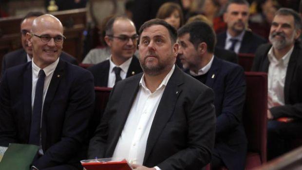 Oriol Junqueras habría dado su visto bueno desde la cárcel al Gobierno de Sánchez e Iglesias