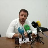 Pablo Ruz, portavoz del PP de Elche.