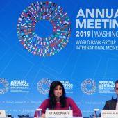 Comparecencia del FMI