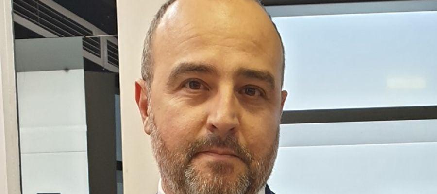 Luis Aleixandre, candidato al Premio Planeta 2019.