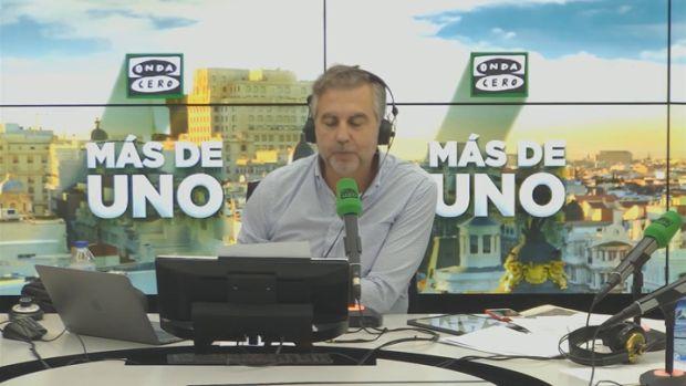 VÍDEO del monólogo de Carlos Alsina en Más de uno 15/10/2019