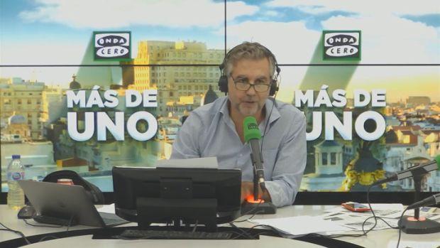 VÍDEO del monólogo de Carlos Alsina en Más de uno 16/10/2019