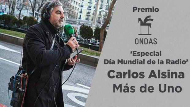 Carlos Alsina gana el premio Ondas 2019