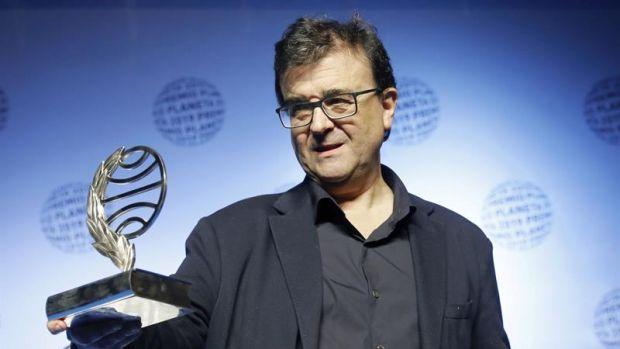 """Javier Cercas: """"Sin la experiencia de lo que ha ocurrido en Cataluña nunca hubiera escrito 'Terra alta'"""""""