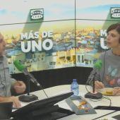 VÍDEO completo de la entrevista de Carlos Alsina a Maribel Verdú