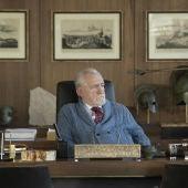 El actor Brian Cox, en una imagen promocional de la serie 'Succession', de HBO