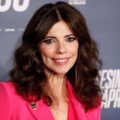Maribel Verdú, durante el photocall de presentación de la película 'El asesino de los caprichos'