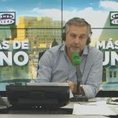 VÍDEO del monólogo de Carlos Alsina en Más de uno 25/10/2019